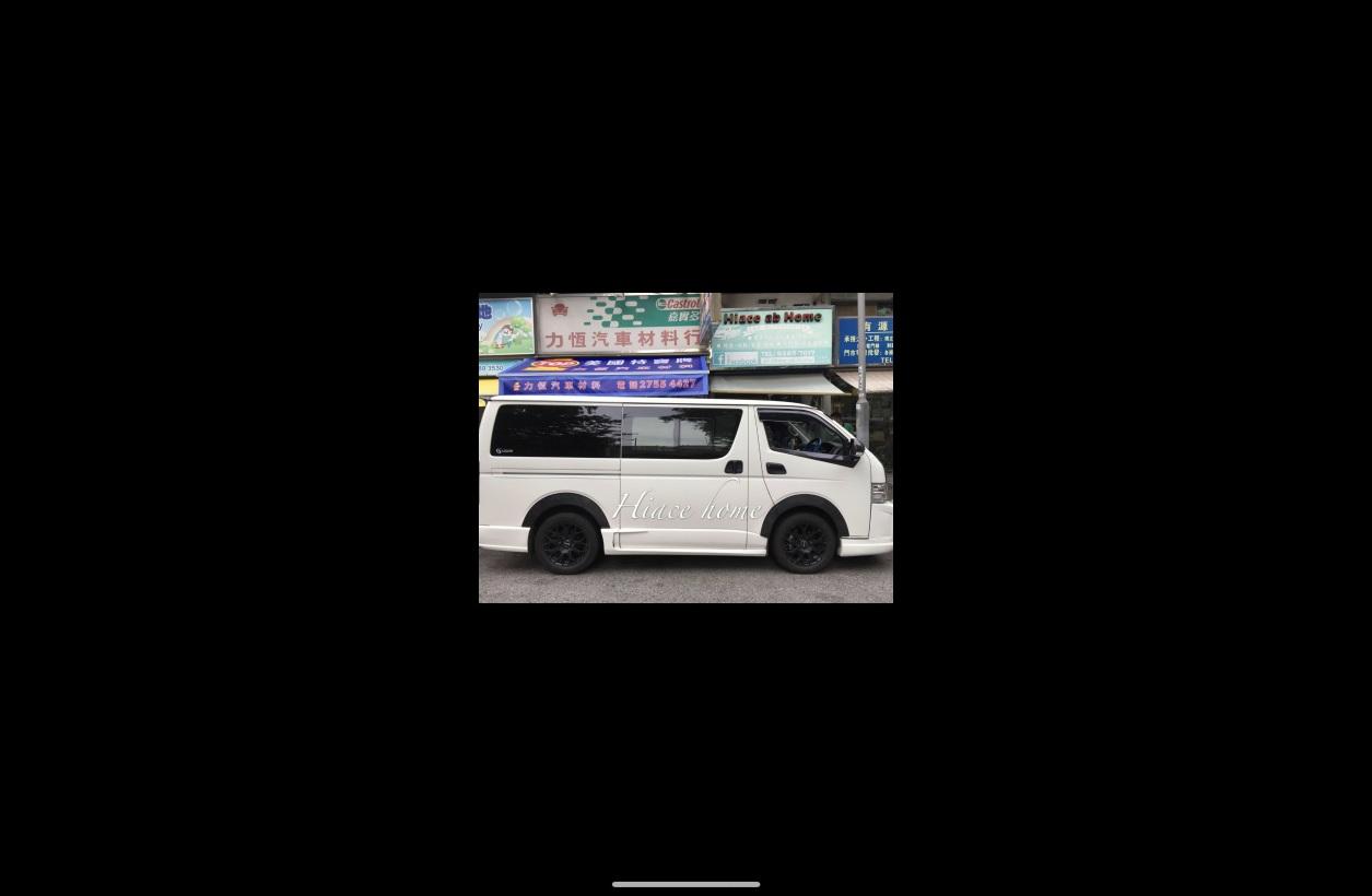 豐田 TOYOTAHiace200